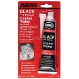 Герметик прокладок черный эластичный ABRO(США)