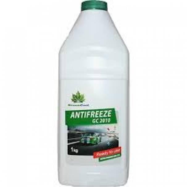Антифриз G11 (зеленый) 1л готовый GREENCOOL