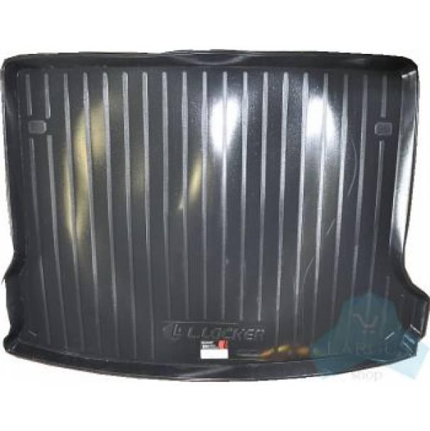 Коврик багажника LAR 5-7 мест (универсальный) пластик L.Locker