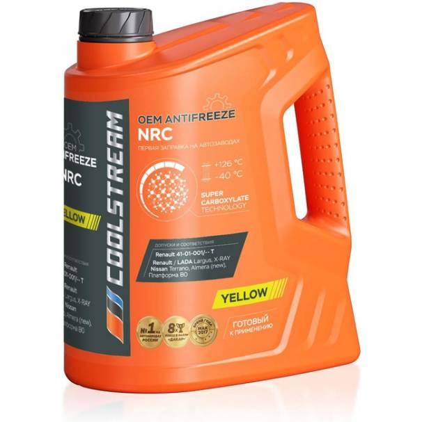 Антифриз Type D NRC 4.5 л (5 кг) COOLSTREAM